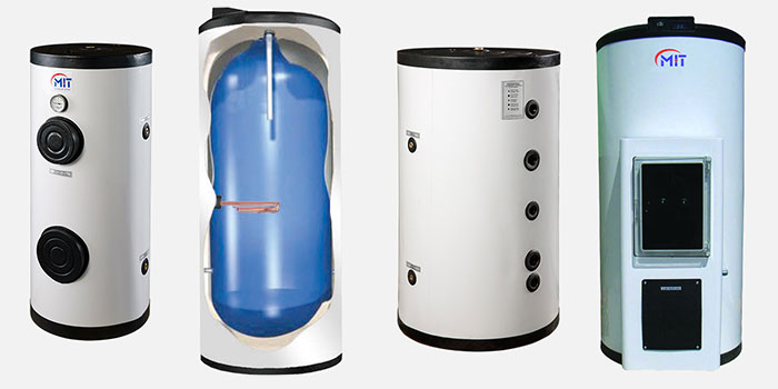 What is MIT Water Heater Tanks?
