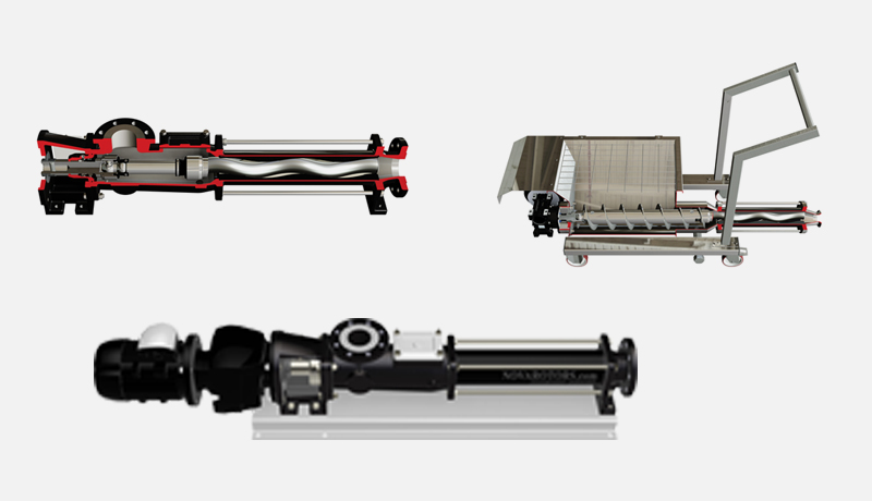 Features of the Mono Pumps