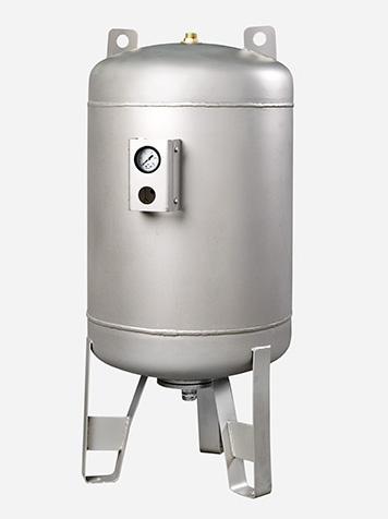 Stainless Steel Water Heater Tanks