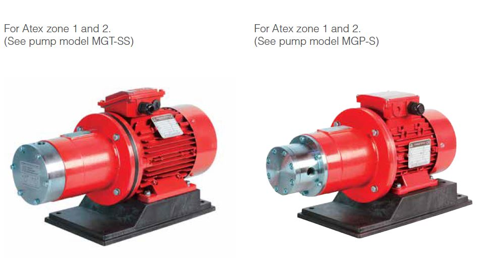Magneto Acid Pumps